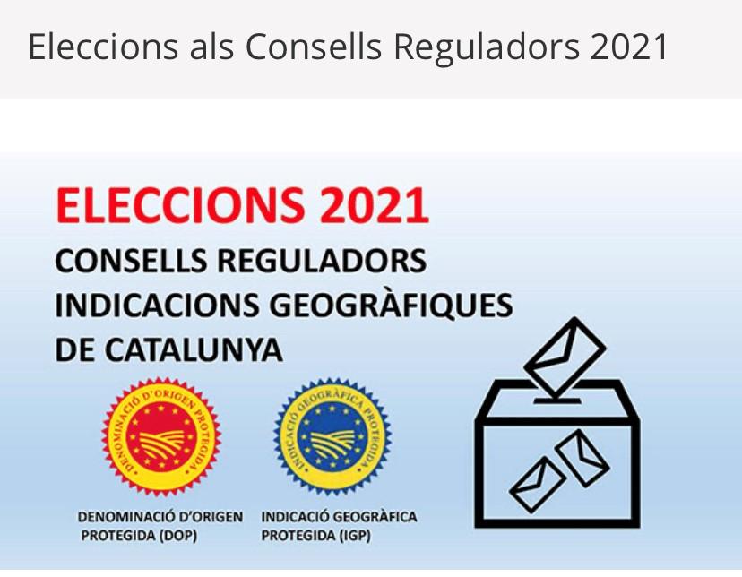 Convocatoria elecciones a la DOP Aceite Terra Alta